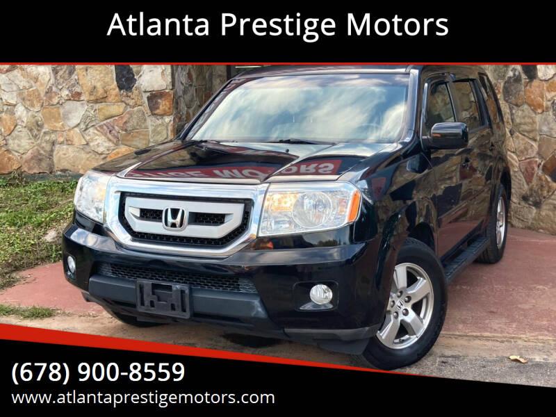 2011 Honda Pilot for sale at Atlanta Prestige Motors in Decatur GA