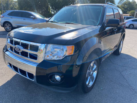 2012 Ford Escape for sale at Capital City Imports in Tallahassee FL