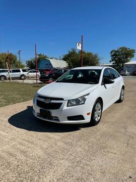 2014 Chevrolet Cruze for sale at Vamos-Motorplex in Lewisville TX