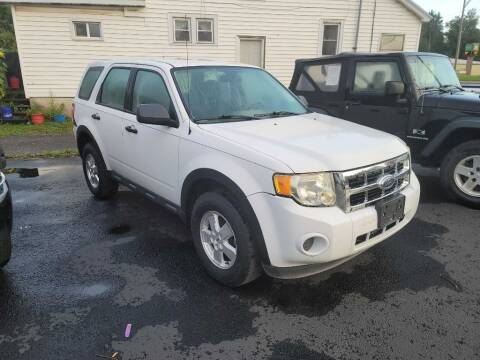 2009 Ford Escape for sale at CRYSTAL MOTORS SALES in Rome NY