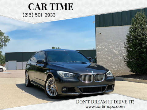 2012 BMW 5 Series for sale at Car Time in Philadelphia PA