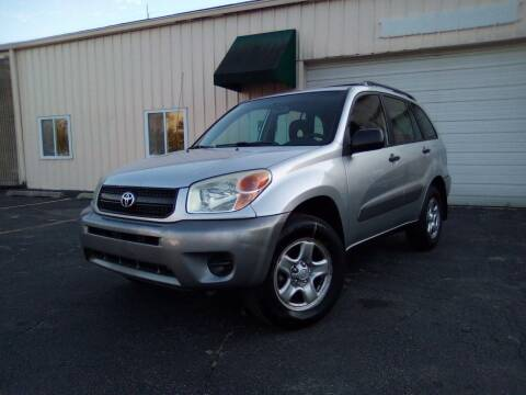 2004 Toyota RAV4 for sale at Great Lakes AutoSports in Villa Park IL