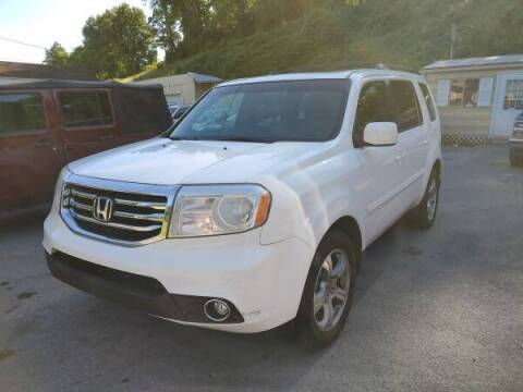 2015 Honda Pilot for sale at North Knox Auto LLC in Knoxville TN