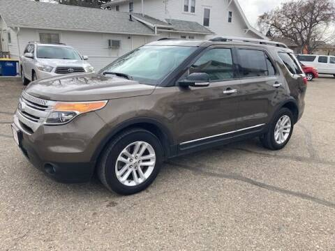 2015 Ford Explorer for sale at Affordable Motors in Jamestown ND