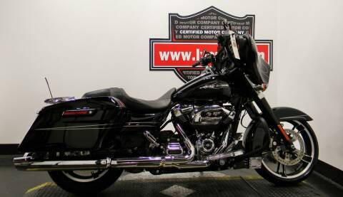 2019 Harley-Davidson Street Glide for sale at Certified Motor Company in Las Vegas NV