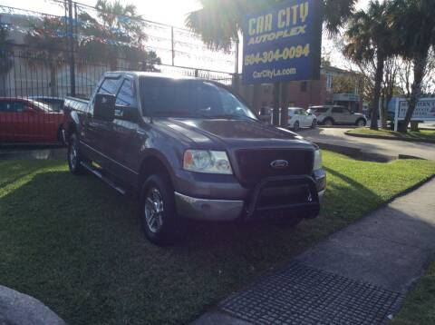 2005 Ford F-150 for sale at Car City Autoplex in Metairie LA