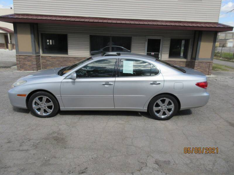 2005 Lexus ES 330 for sale at Settle Auto Sales TAYLOR ST. in Fort Wayne IN