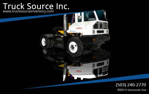 2021 Capacity Sabre 5 for sale at Truck Source Inc. in Portland OR