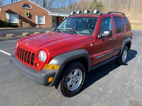 2006 Jeep Liberty for sale at Volpe Preowned in North Branford CT