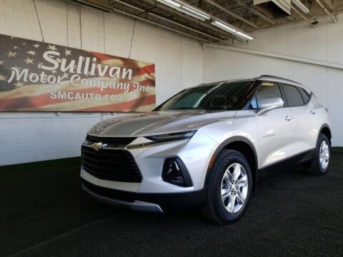 2021 Chevrolet Blazer for sale at SULLIVAN MOTOR COMPANY INC. in Mesa AZ