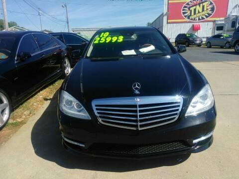 2010 Mercedes-Benz S-Class for sale at AUTOPLEX 528 LLC in Huntsville AL