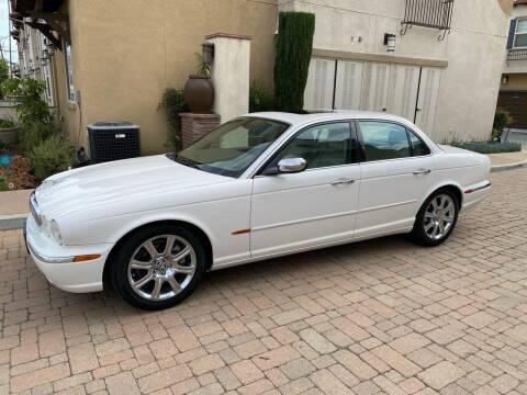 2004 Jaguar XJ-Series for sale at California Motor Cars in Covina CA