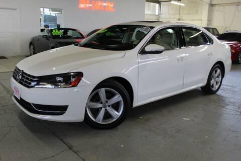 2012 Volkswagen Passat for sale at R n B Cars Inc. in Denver CO
