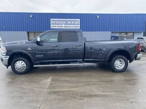 2019 RAM Ram Pickup 3500 for sale at HATCHER MOBILE SERVICES & SALES in Omaha NE
