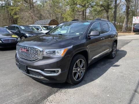 2017 GMC Acadia for sale at Star Auto Sales in Richmond VA