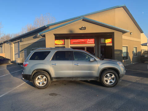 2007 GMC Acadia for sale at Advantage Auto Sales in Garden City ID