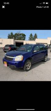 2007 Chevrolet Equinox for sale at Auto Legend Inc in Linden NJ