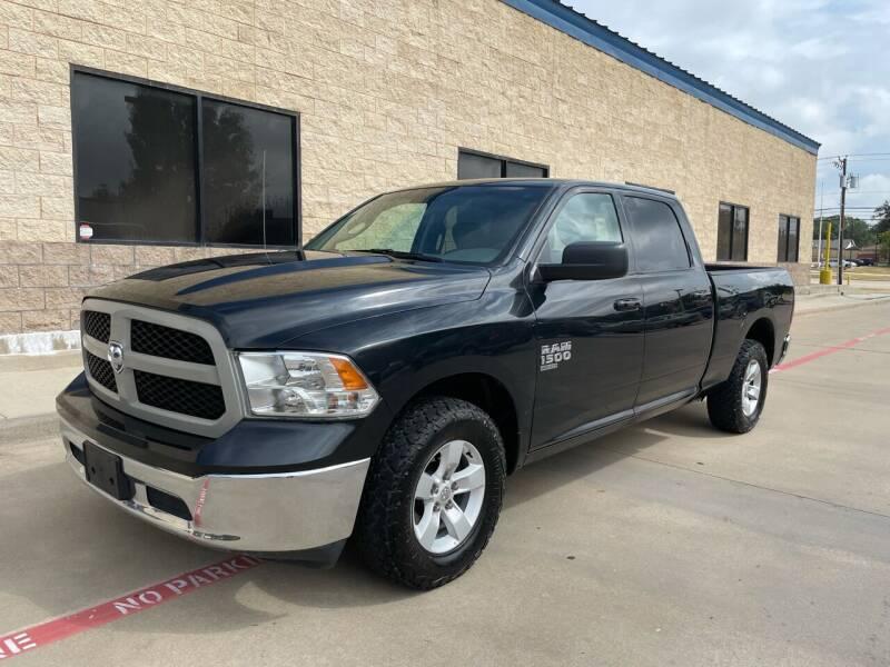 2019 RAM Ram Pickup 1500 Classic for sale at Dream Lane Motors in Euless TX