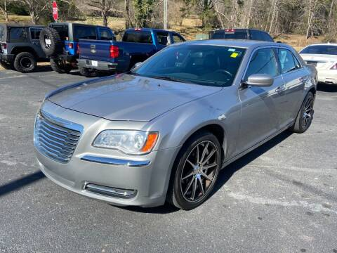 2013 Chrysler 300 for sale at Luxury Auto Innovations in Flowery Branch GA
