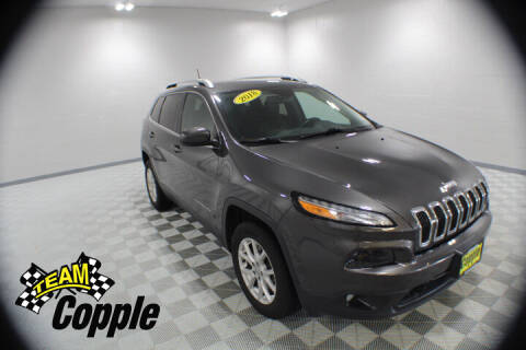 2018 Jeep Cherokee for sale at Copple Chevrolet GMC Inc in Louisville NE