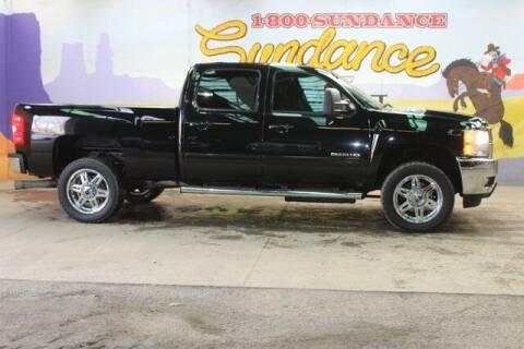 2011 Chevrolet Silverado 2500HD for sale at Sundance Chevrolet in Grand Ledge MI