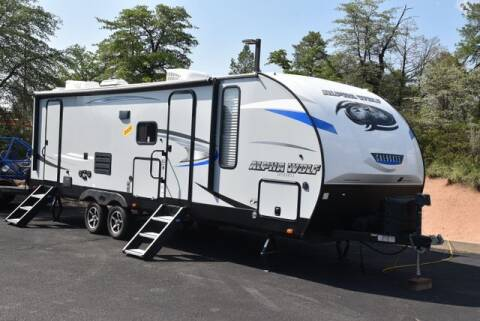 2020 Forest River Cherokee Alpha wolf for sale at Choice Auto & Truck Sales in Payson AZ