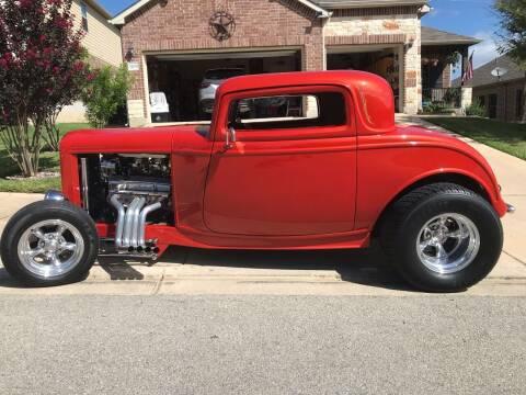 1932 Ford Streetrod for sale at Mafia Motors in Boerne TX