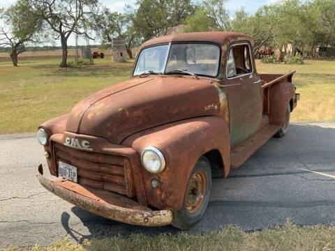 1953 GMC 3100 for sale at STREET DREAMS TEXAS in Fredericksburg TX