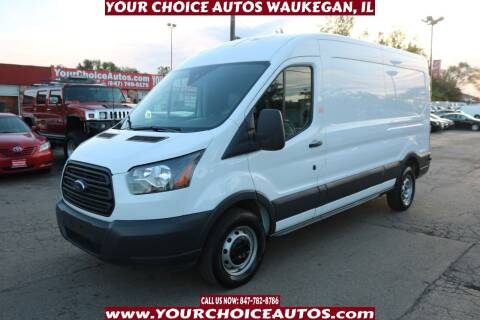 2018 Ford Transit Cargo for sale at Your Choice Autos - Waukegan in Waukegan IL