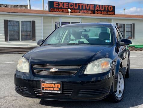 2008 Chevrolet Cobalt for sale at Executive Auto in Winchester VA