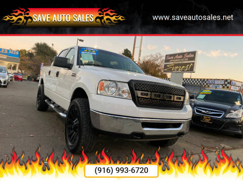 2006 Ford F-150 for sale at Save Auto Sales in Sacramento CA