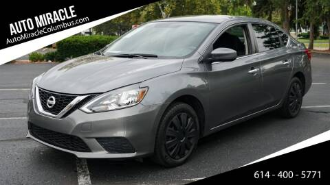 2017 Nissan Sentra for sale at Auto Miracle in Columbus OH