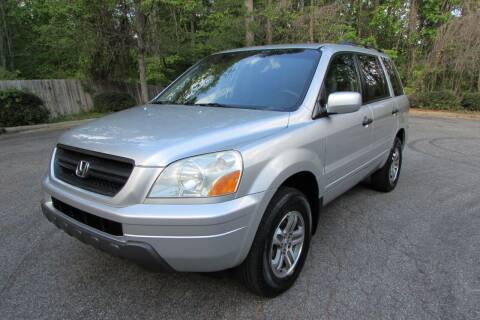 2005 Honda Pilot for sale at AUTO FOCUS in Greensboro NC