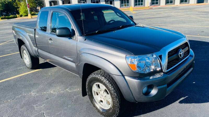2011 Toyota Tacoma for sale at H & B Auto in Fayetteville AR