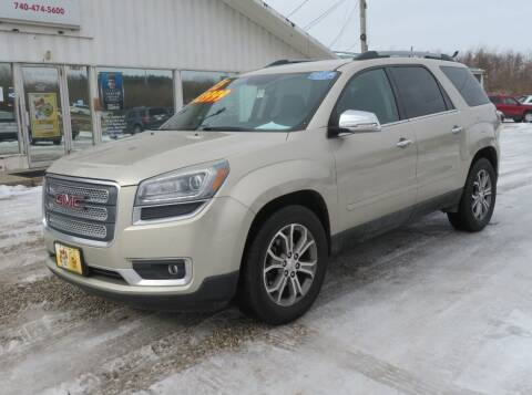 2015 GMC Acadia for sale at Low Cost Cars in Circleville OH