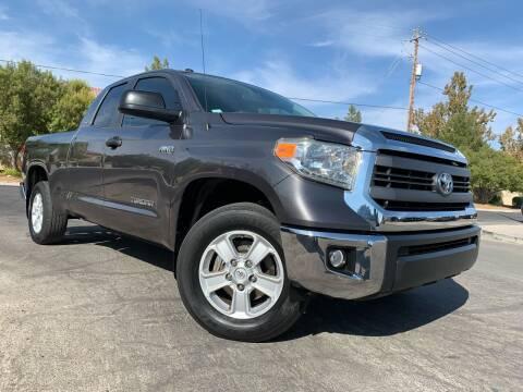 2014 Toyota Tundra for sale at Boktor Motors in Las Vegas NV