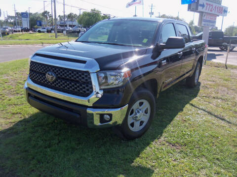 2019 Toyota Tundra for sale at ORANGE PARK AUTO in Jacksonville FL