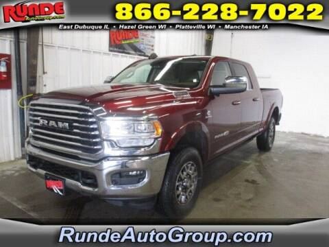 2019 RAM Ram Pickup 3500 for sale at Runde Chevrolet in East Dubuque IL