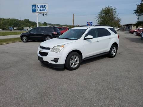 2014 Chevrolet Equinox for sale at RT Auto Center Missouri in Palmyra MO