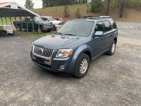 2010 Mercury Mariner for sale at CARLSON'S USED CARS in Troy ID