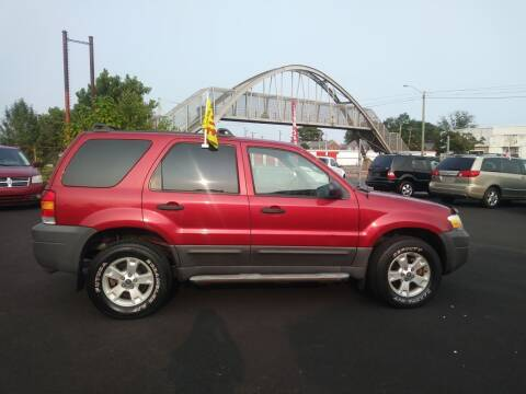 2006 Ford Escape for sale at 28TH STREET AUTO SALES AND SERVICE in Wilmington DE