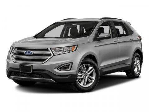 2018 Ford Edge for sale at HILAND TOYOTA in Moline IL