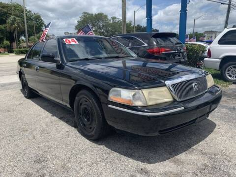 2004 Mercury Grand Marquis for sale at AUTO PROVIDER in Fort Lauderdale FL