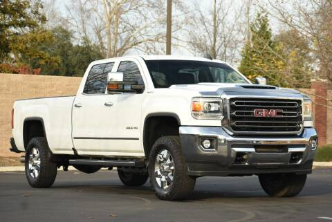 2017 GMC Sierra 2500HD for sale at Sac Truck Depot in Sacramento CA