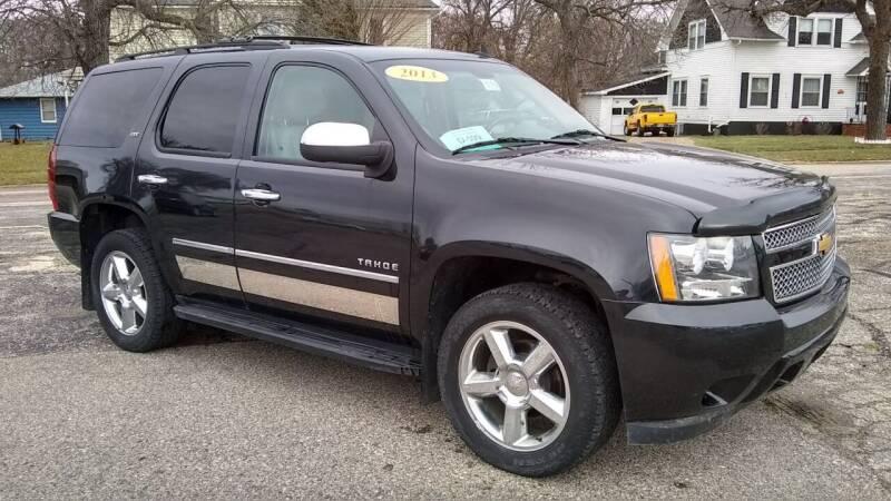 2013 Chevrolet Tahoe for sale at Unzen Motors in Milbank SD