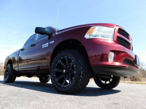 2017 RAM Ram Pickup 1500 for sale at Used Cars For Sale in Kernersville NC