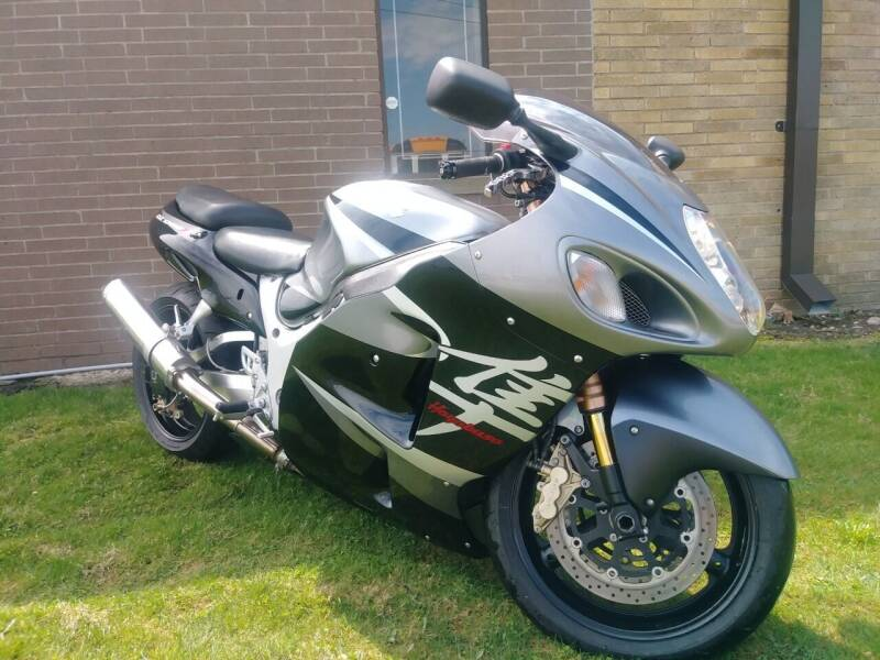 2005 Suzuki Hayabusa for sale at Gold Class Motors Inc in Parma OH