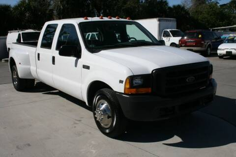 2000 Ford F-350 Super Duty for sale at Mike's Trucks & Cars in Port Orange FL