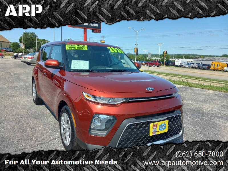 2020 Kia Soul for sale at ARP in Waukesha WI