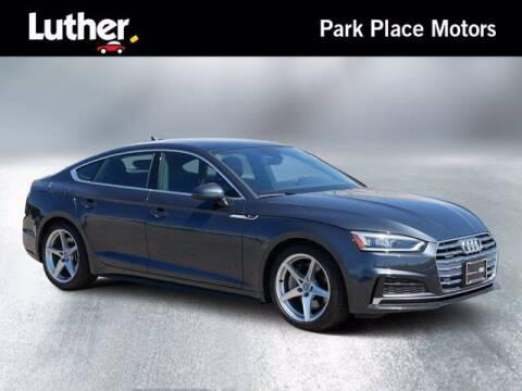 2018 Audi A5 Sportback for sale at Park Place Motor Cars in Rochester MN